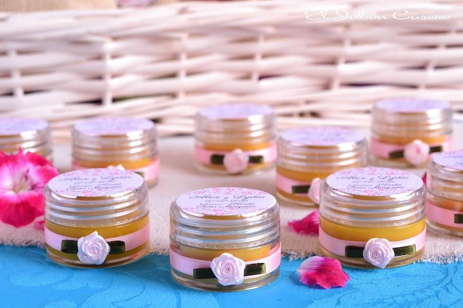 detalles de boda balsamos de rosa mosqueta