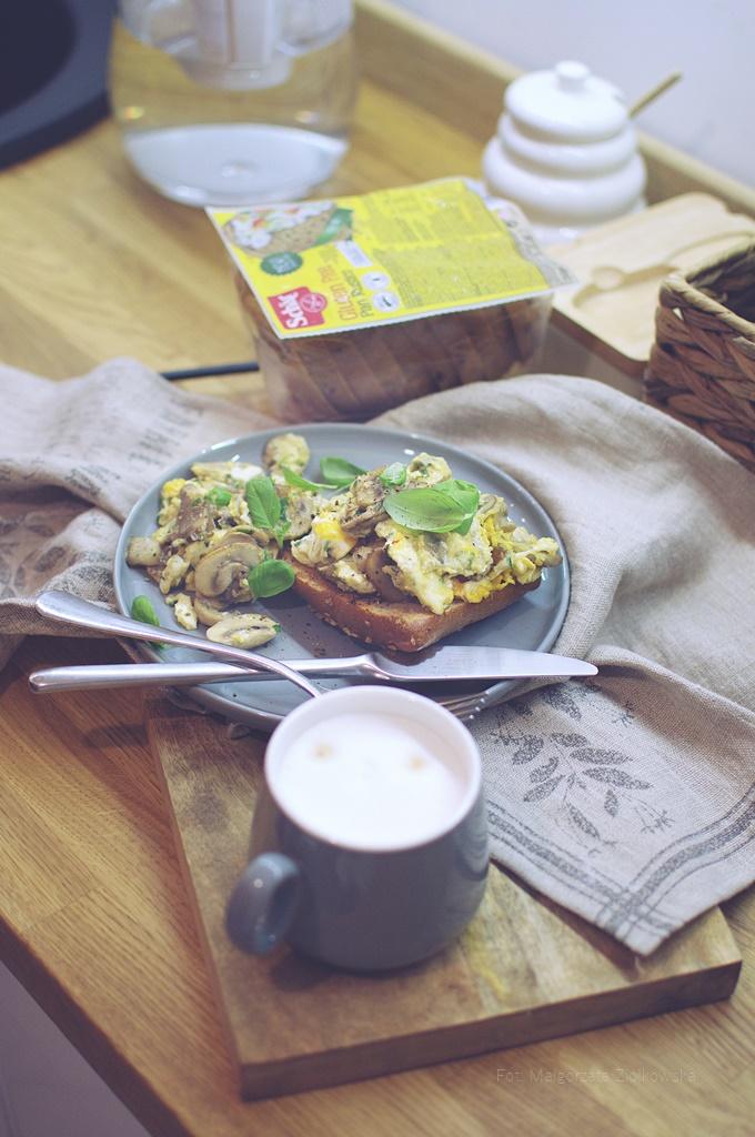 A na śniadanie...bezglutenowa grzanka!
