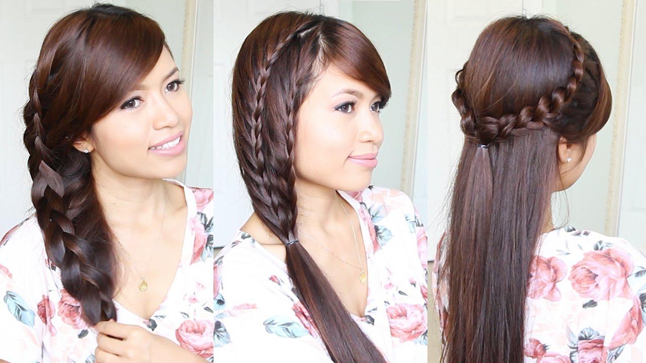Cute Easy Summer Hairstyles 19