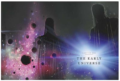 Lược sử thời gian - Sự hình thành vũ trụ Whonivers | Doctor Who : The Whonivers - The Early Universe