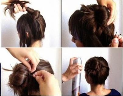 Cara Mengikat Rambut Cantik Ala Wanita Korea Untuk Pergi Kerja ... 7dcd16dad4