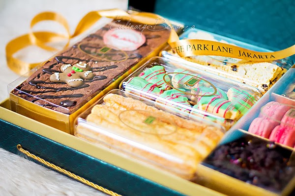 Christmas Hamper from The Parklane Jakarta