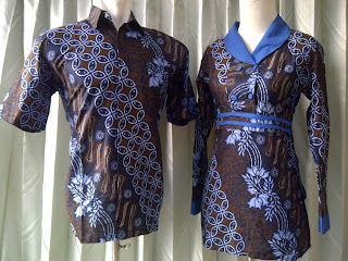 Batik Couple Sarimbit