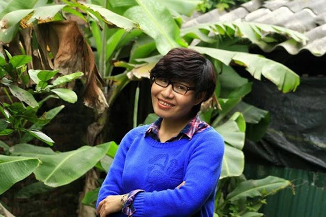 """Vụ """"bảo kê"""" chợ Long Biên: Tâm thư của nhà báo Thu Trang """"Gửi đến những người muốn khử cả nhà tôi"""""""