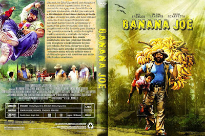 Filme Banana Joe DVD Capa
