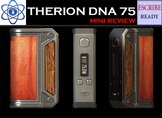 Spesifikasi Therion DNA75