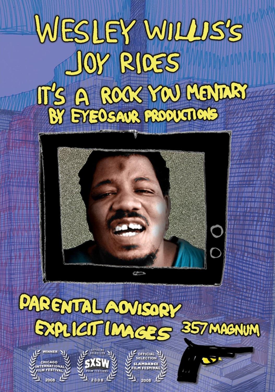 The Movie Sleuth Documentaries Wesley Willis S Joy Rides Reviewed