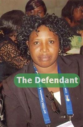 nigerian lawyer slapped
