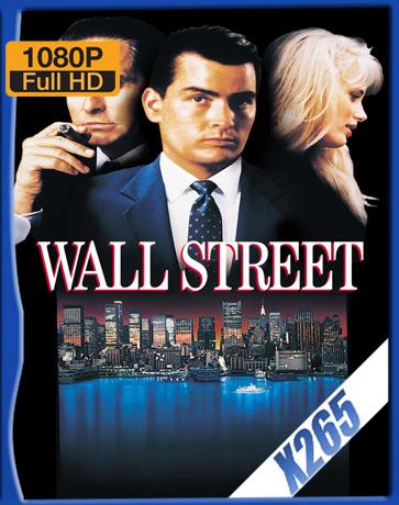 Wall Street [1987] [Latino] [1080P] [X265] [10Bits][ChrisHD]
