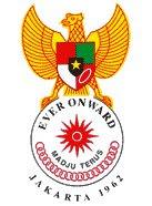 Logo Asian Games Ke 4 Tahun 1962 di Jakarta, Indonesia