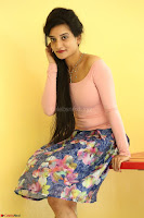 Janani Iyyer in Skirt ~  Exclusive 090.JPG