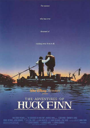 The Adventures of Huck Finn 1993 HDTV 350MB Hindi Dual Audio 480p Watch Online Full Movie Download bolly4u