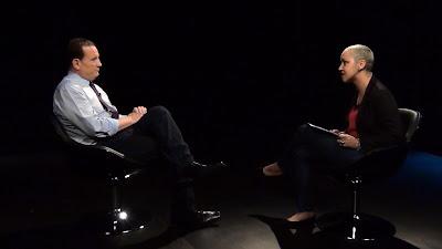 Cabrini conversa com paciente que utilizou a substância (Divulgação/SBT)