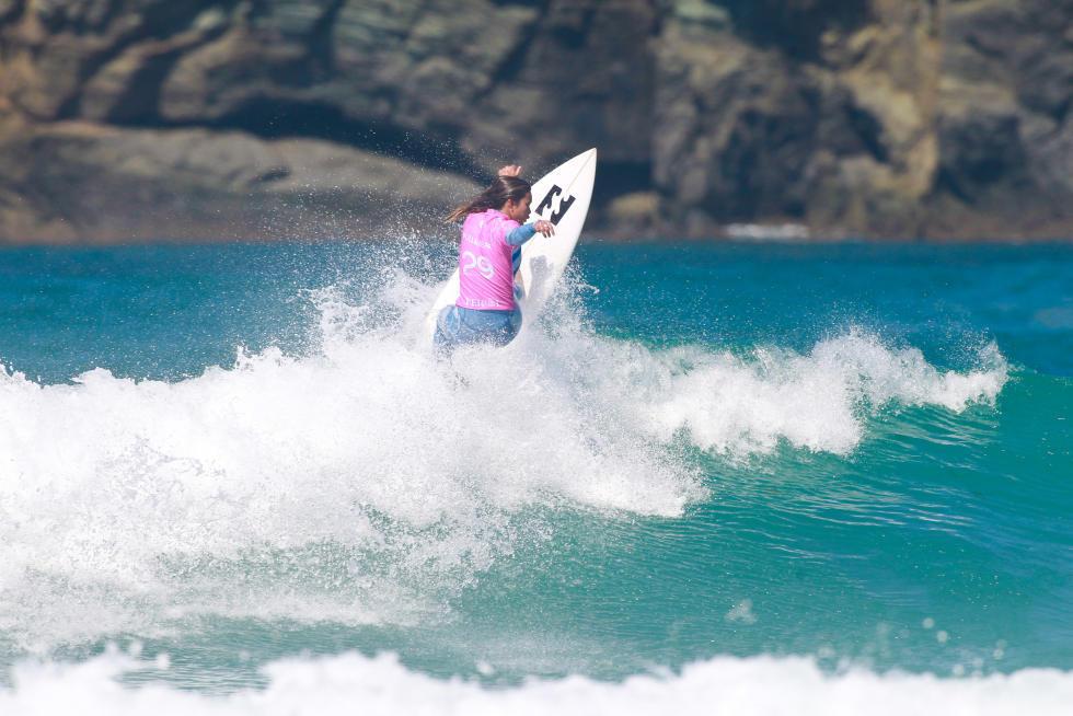 15 Alessa Quizon HAW Pantin Classic Galicia Pro foto WSL Laurent Masurel