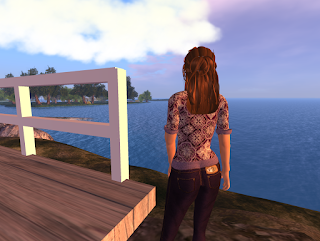 Inworldz sea sim view