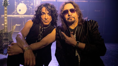Ace Frehley - Paul Stanley - 2016