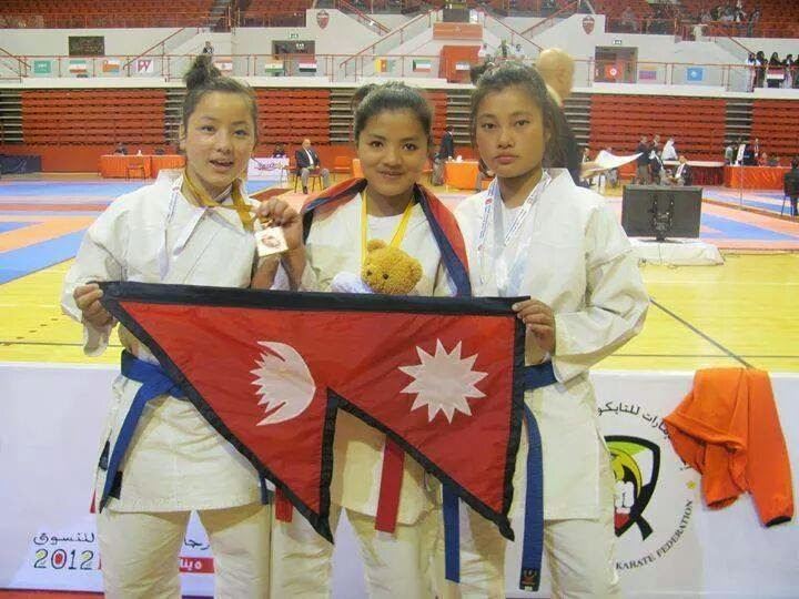 bimala win bronze medal for nepal at asian games korea