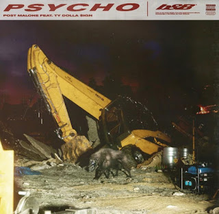 Post Malone - Psycho (feat. Ty Dolla $ign)