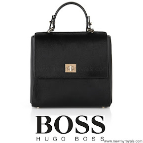 Queen Letizia style BOSS Medium Bespoke Bag