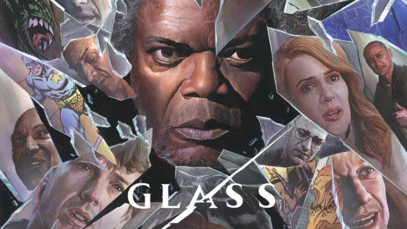 Tráiler español de Glass