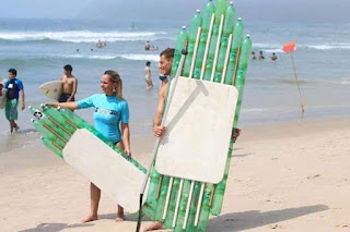 Reciclaje de botellas de plástico : Canoa y bote DIY