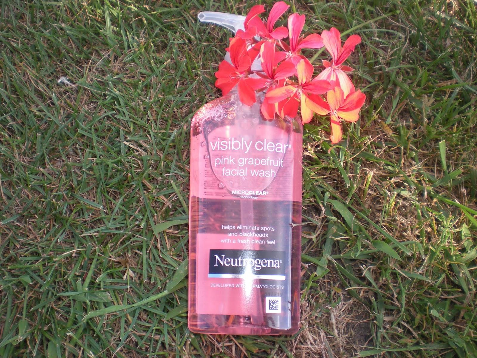 Neutrogena - Żel do mycia twarzy
