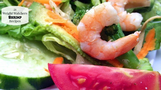 Weight Watchers Shrimp Recipe | Becky Cooks Lightly