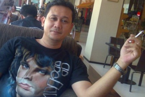 Luput Intaian Mata, Denny Siregar Menyindir Jokowi di ILC