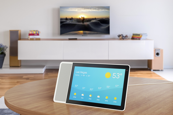 CES 2018: Lenovo Smart Display announced with Google Assistant and 8/10-inch display