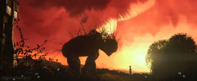 Monster Calls Scene Review