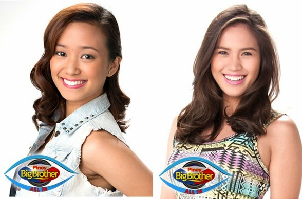 Jayme Jalandoni, Michele Gumabao evicted from 'PBB All In'