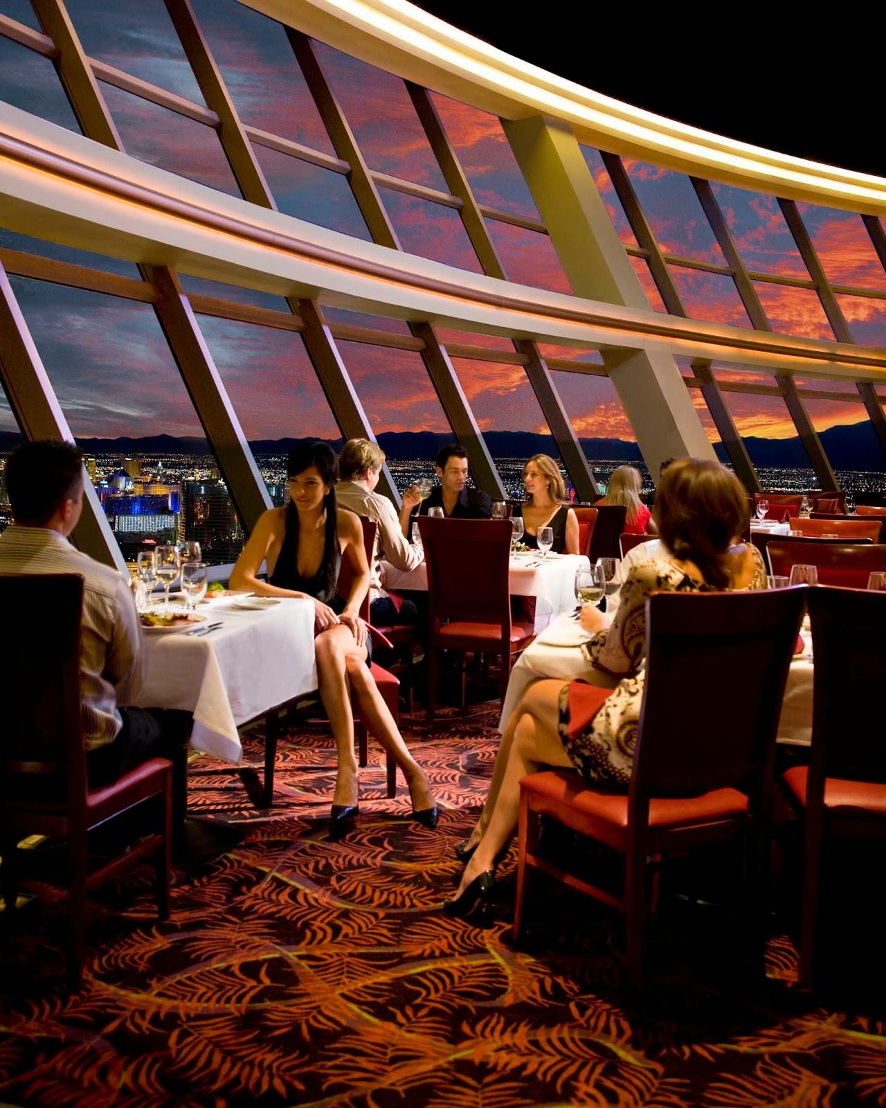 Stratosphere Las Vegas Restaurant