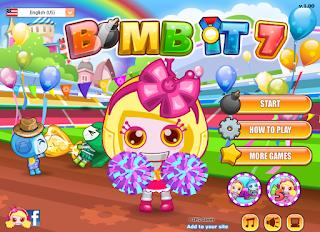 Bomb It 7, chơi game đặt boom It 7 trên cốc cốc