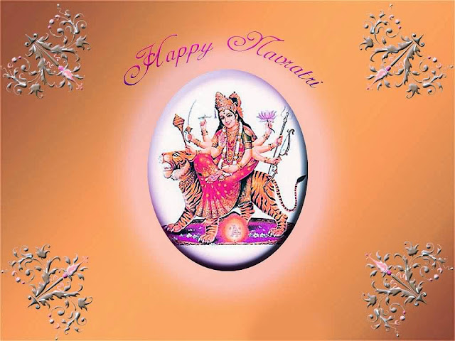 Happy Navratri Wallpapers 5