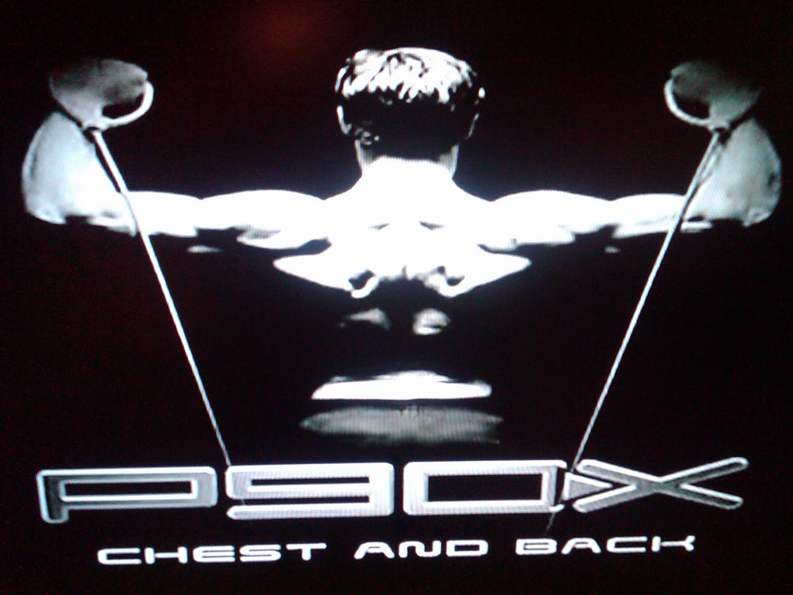 P90X- Chest and Back Review ~ X MIKE