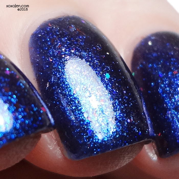 xoxoJen's swatch of Native War Paints An Epic Battle