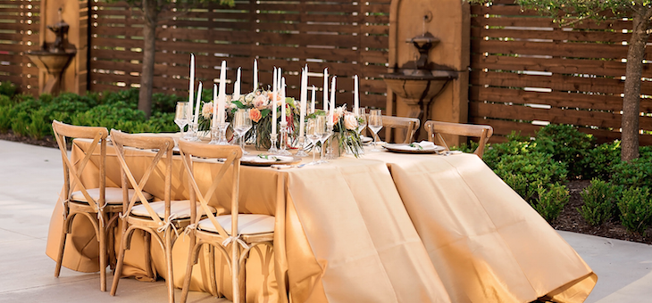 Boho Meets Luxury in this Gorgeous Texas Fête
