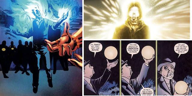 Karakter DC dan Marvel yang Merepresentasikan Sosok Komikusnya