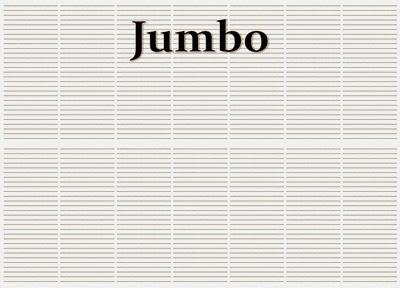 Kolomisasi Media Cetak Jumbo = 7 – 8 Kolom, reka bentuk surat kabar, jurnal rozak