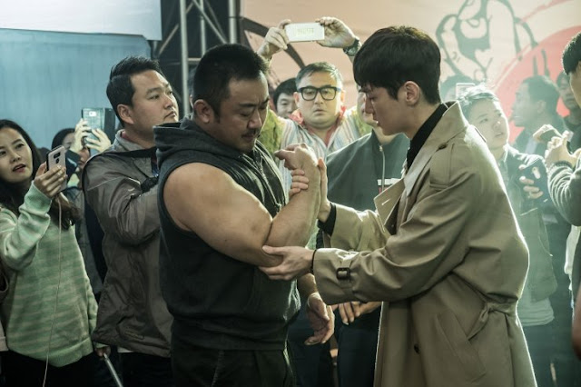 don lee ma don seok champion movie