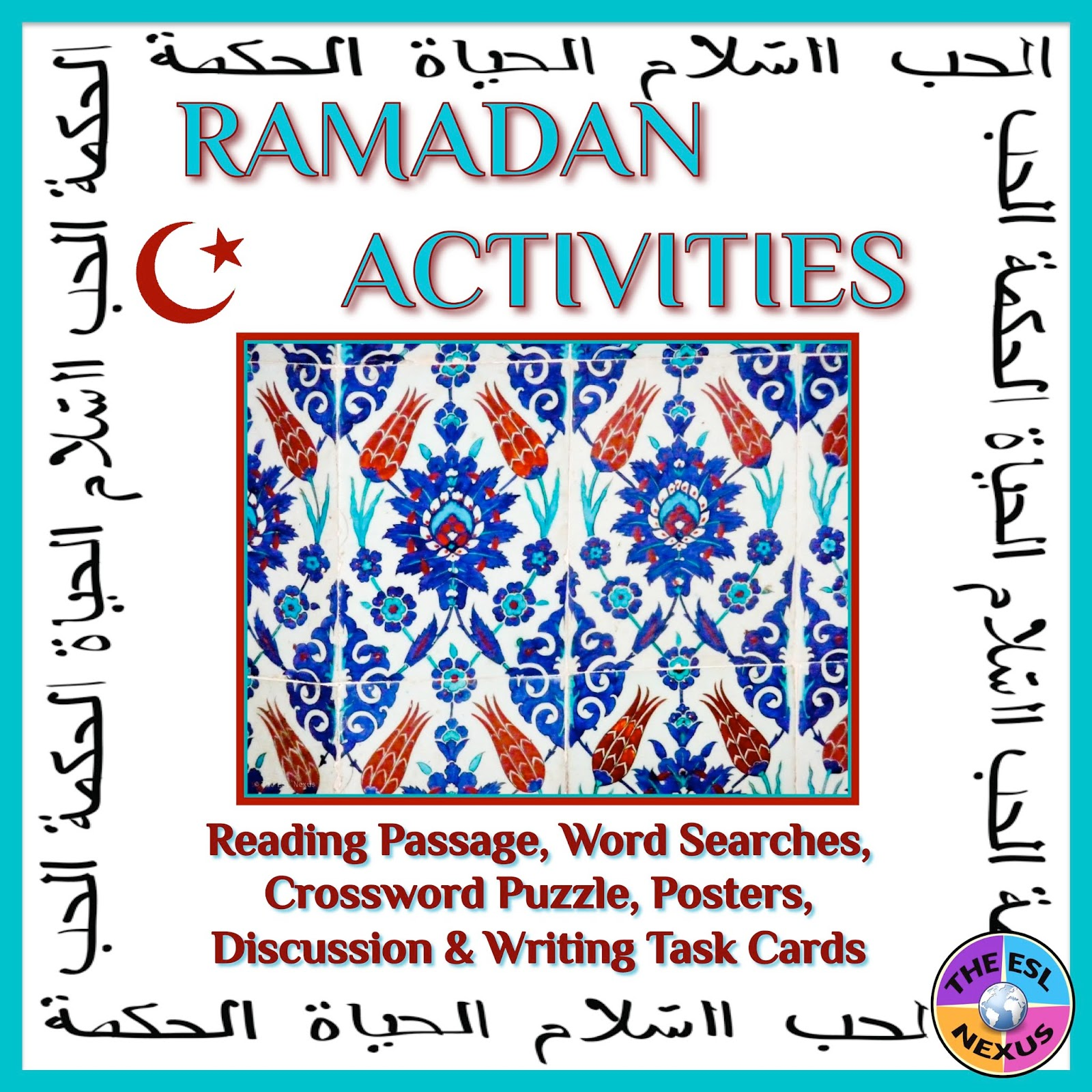 Use this resource to teach students about Ramadan | The ESL Nexus