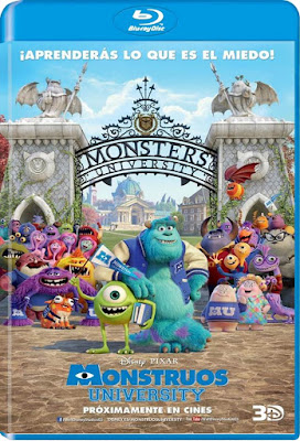 Monsters University Ultimate Collector's Edition [Latino]