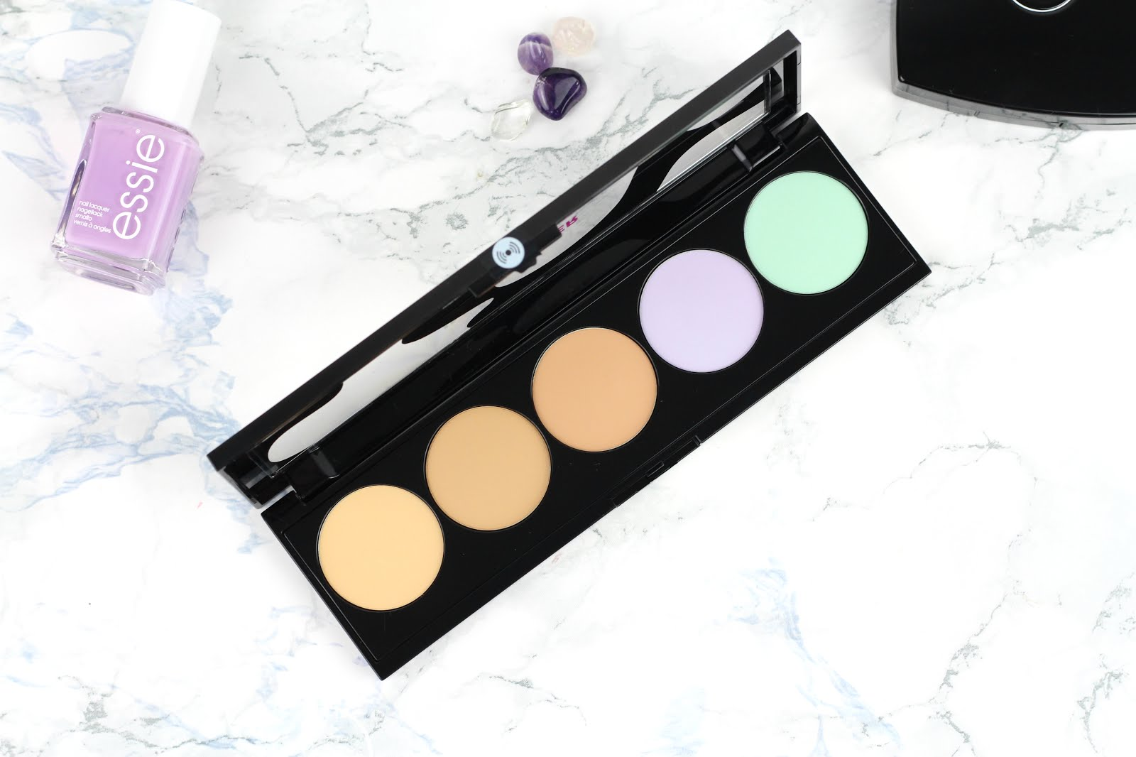loreal infaillible total cover, loreal infaillible total cover palette, loreal infaillible total cover concealer palette, loreal infaillible total cover color correcting palette
