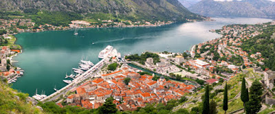 The procedures for entering-Port and Marina Kotor