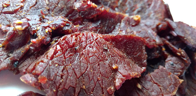 lemon pepper beef jerky