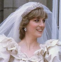 Books Birkins And Beauty Bridal Tiaras In The British Royal