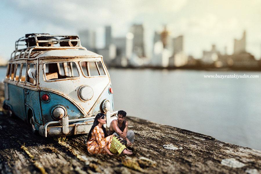 MINIATURE PHOTOGRAPHY | FILEM PULANG 2018