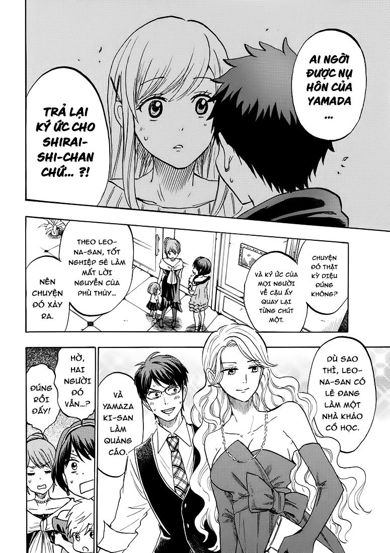 Yamada kun to 7 nin no Majo Chap 243 - Trang 8