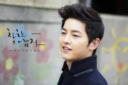 Song Joong Ki - innocent man-werewolf boy-descendant of the sun1