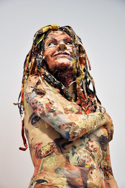 Скульптуры из мусора Уилла Курца 15